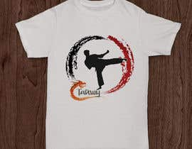 #69 para Разработка дизайна футболки for Тайшу por Tsurugirl
