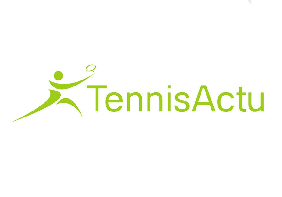 Proposition n°18 du concours Make a logo for TennisActu a new rebranding website about tennis