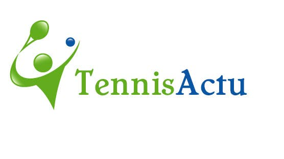 Proposition n°19 du concours Make a logo for TennisActu a new rebranding website about tennis