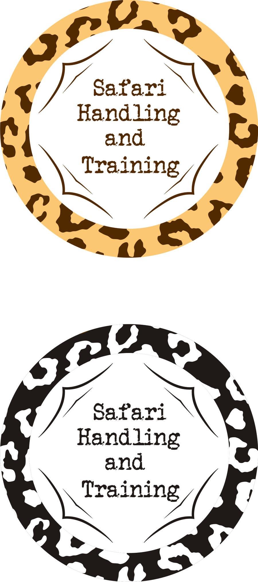 Kilpailutyö #13 kilpailussa Create a Vintage style logo for Safari theme Company