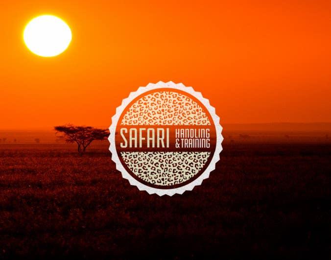 Kilpailutyö #14 kilpailussa Create a Vintage style logo for Safari theme Company