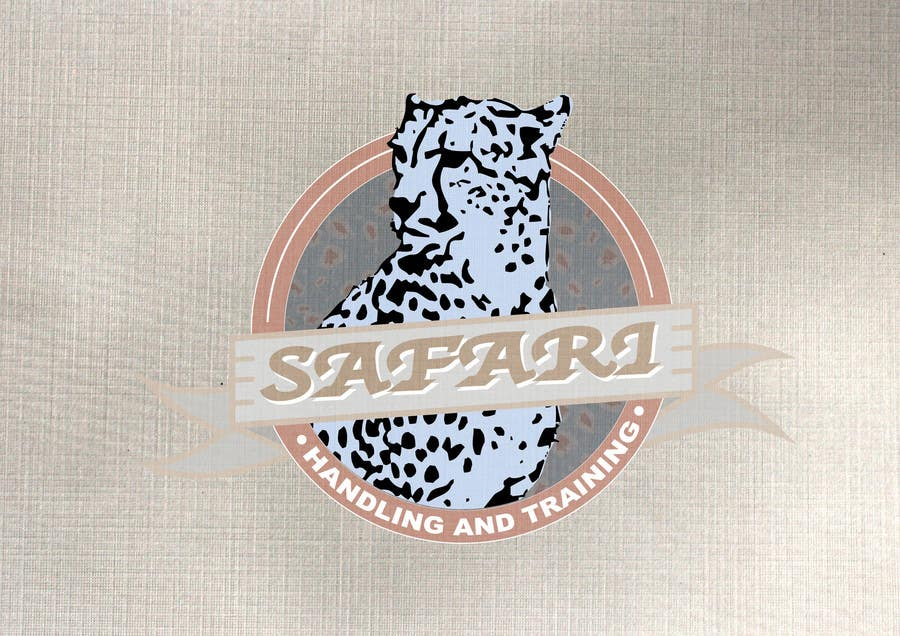 Kilpailutyö #10 kilpailussa Create a Vintage style logo for Safari theme Company