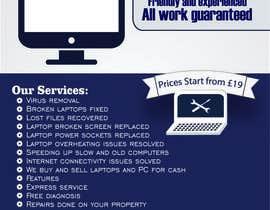 carolinasantos93 tarafından Design a Flyer For Computer / Phone Repair için no 11