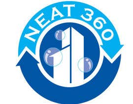 #63 for Design a Logo for Neat 360 Cleaning Services by subir1978
