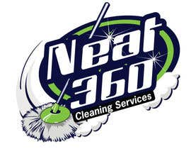 #65 para Design a Logo for Neat 360 Cleaning Services por subir1978