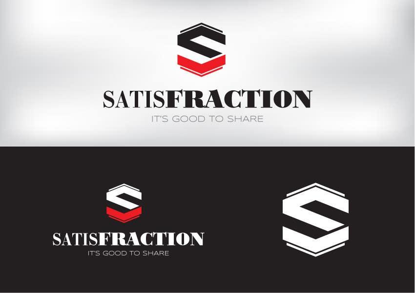 Kilpailutyö #216 kilpailussa Logo Design for an website called SATISFRACTION