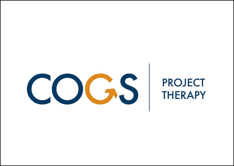 #7 for Design a Logo for COGS Project Therapy by quasimododesign