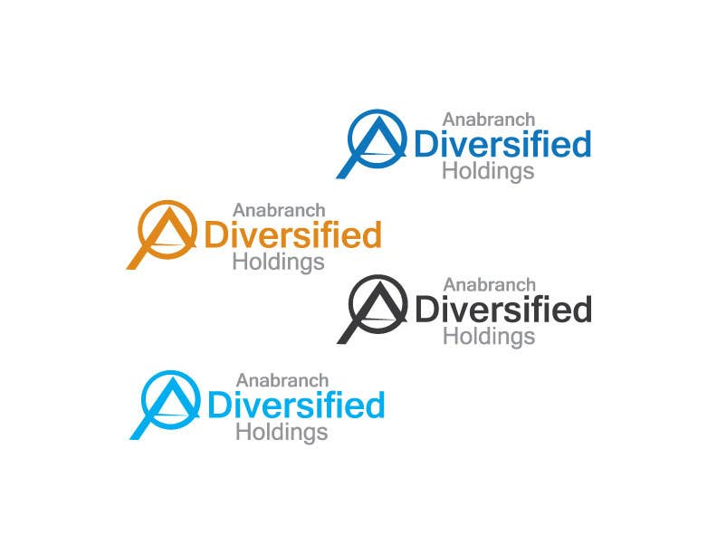 #7 for Design a Company Logo for 'Anabranch Diversified Holdings' by ffarukhossan10