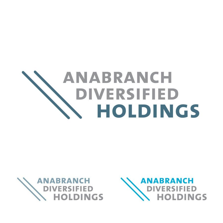 #1 for Design a Company Logo for 'Anabranch Diversified Holdings' by Katace