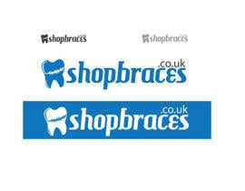 nº 63 pour Design a Logo for shopbraces.co.uk par hammadraja