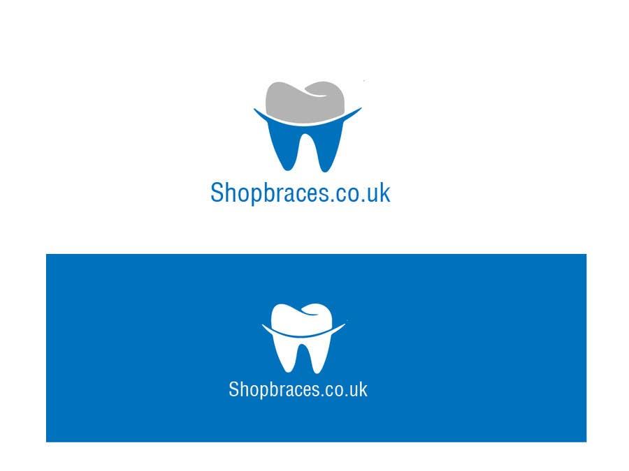 Contest Entry #29 for Design a Logo for shopbraces.co.uk