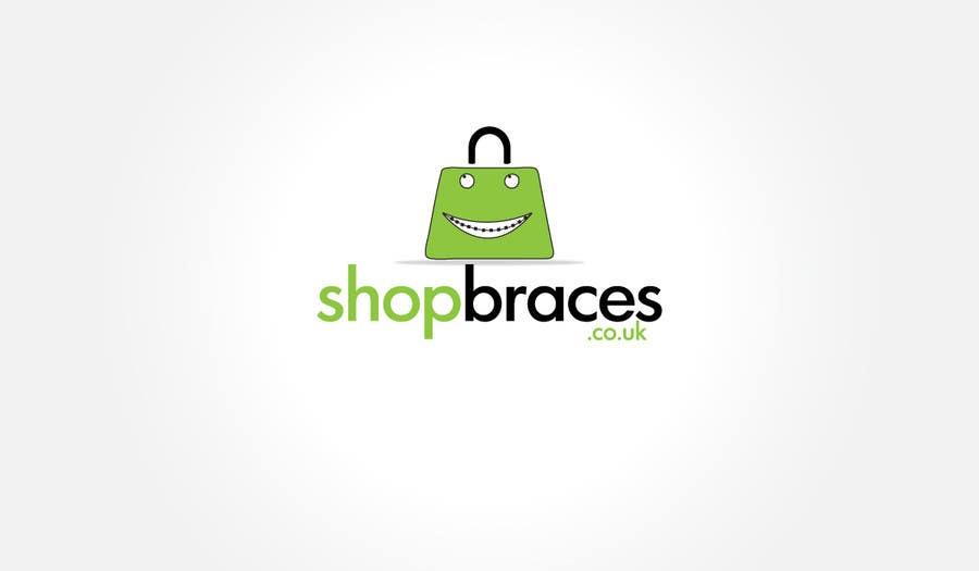 Contest Entry #67 for Design a Logo for shopbraces.co.uk