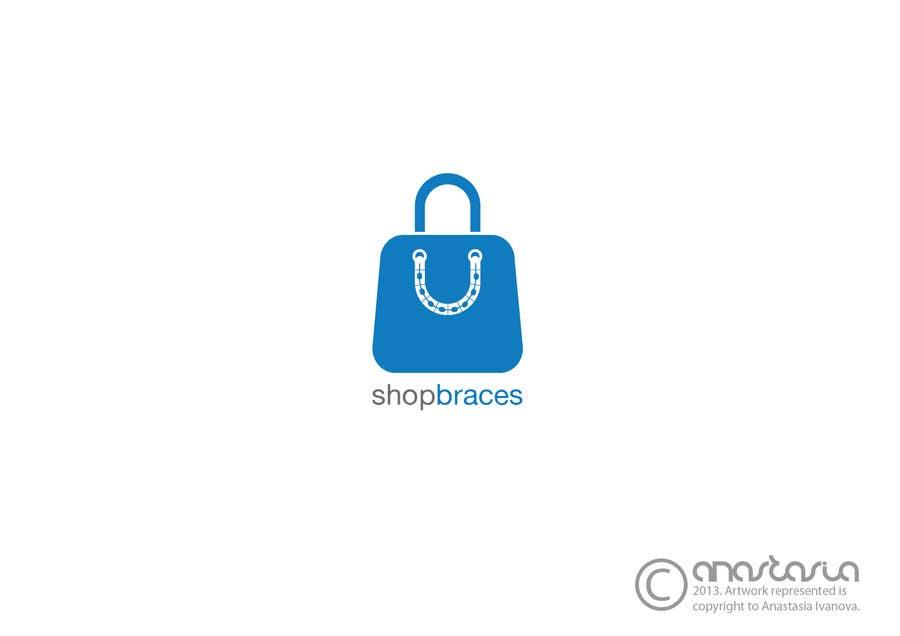 Contest Entry #93 for Design a Logo for shopbraces.co.uk