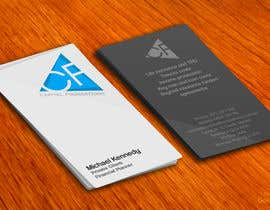 #15 cho Design Business Cards and a logo for Capital Foundations an insurance advice business bởi amitpadal