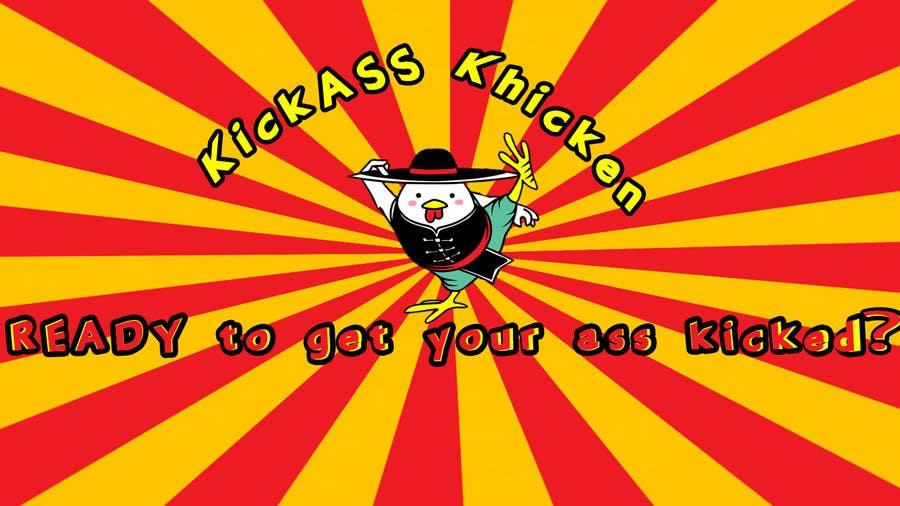 #26 for Design a Cool Logo for my chicken shop by KodolisArtz