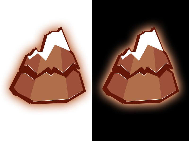 #7 for Illustrate Gems for Animon Game by salman132