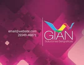 pablopoeta tarafından Necesito algo de diseño gráfico for Gian Serigrafía için no 9
