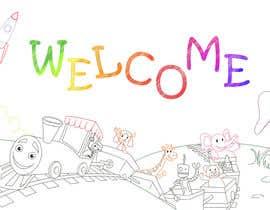 #29 untuk Childbook author website homepage illustration oleh karmachela