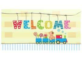 #26 untuk Childbook author website homepage illustration oleh jiamun