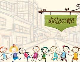 #3 untuk Childbook author website homepage illustration oleh Themaximus1