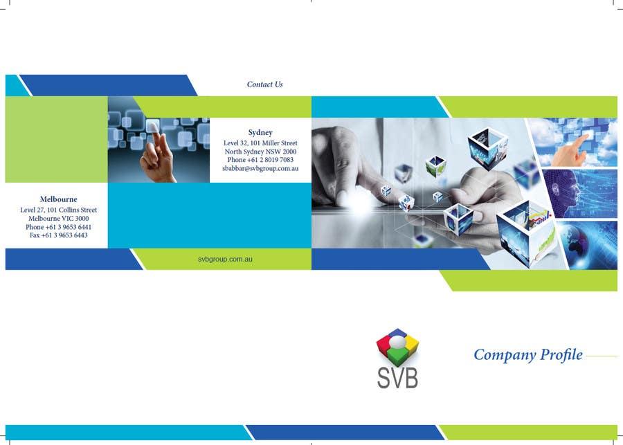 Inscrição nº 18 do Concurso para Design brochure for business.