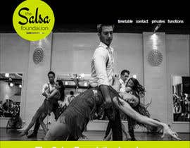 nº 48 pour Design a Logo for The Salsa Foundation Dance School par andresgoldstein