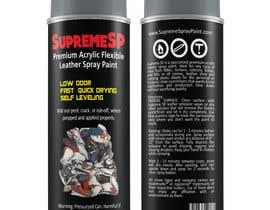 Nro 12 kilpailuun Product Label Design for Spray Paint Can käyttäjältä designbahar
