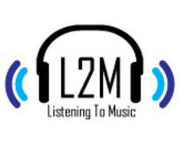 #6 pentru Logo Design for Listening to music de către JJ6