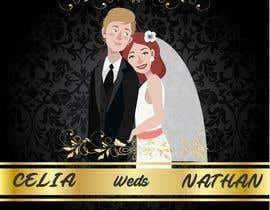Nro 48 kilpailuun Custom wedding posters käyttäjältä Ammar619