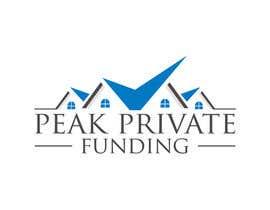 Nro 164 kilpailuun Peak Private Funding Logo käyttäjältä ismailtunaa92