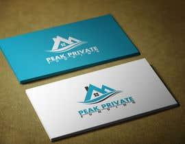 Nro 168 kilpailuun Peak Private Funding Logo käyttäjältä creativedesign0