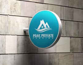 Nro 171 kilpailuun Peak Private Funding Logo käyttäjältä creativedesign0