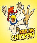 Graphic Design Contest Entry #2 for Design a Cool Logo for my chicken shop - repost
