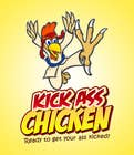 Graphic Design Contest Entry #8 for Design a Cool Logo for my chicken shop - repost