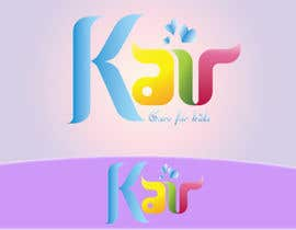 nº 395 pour Logo Design for Kair par Ruxika