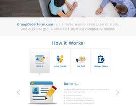 #23 for A new UX design for our home page af fazilmahesania