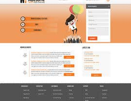 gravitygraphics7 tarafından A new UX design for our home page için no 8