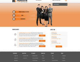 #22 for A new UX design for our home page af gravitygraphics7