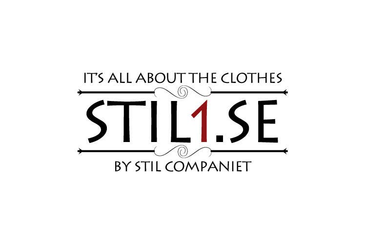 Kilpailutyö #71 kilpailussa Designa en logo for Stil1.se