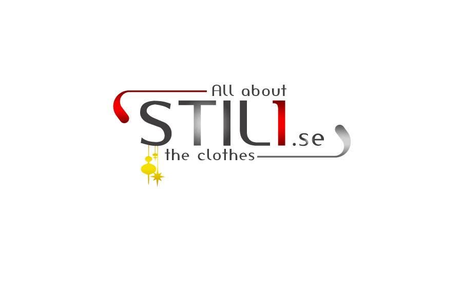 Kilpailutyö #46 kilpailussa Designa en logo for Stil1.se