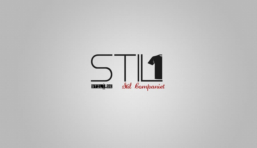 Kilpailutyö #22 kilpailussa Designa en logo for Stil1.se