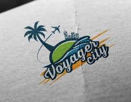 Nro 140 kilpailuun Design a Logo (Voyager City) käyttäjältä daebby