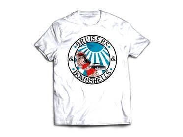 Olexandro tarafından Vintage Style Tshirt company RELAUNCHING & REBRANDING.  NEED NEW LOGO! için no 11