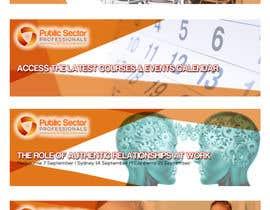 portasjm tarafından Design 4 website banners - Public Sector Professionals için no 27
