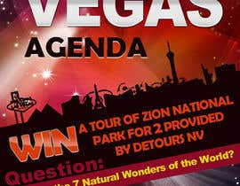 #5 for Graphic Design for Vegas based contest af zdenusik
