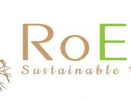 """Hadza tarafından design a logo for """"RoEco Fashion için no 42"""