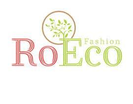 "HaziqJaffary tarafından design a logo for ""RoEco Fashion için no 46"