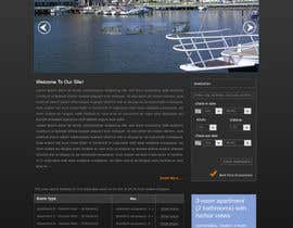 #16 untuk Design Website for Holiday Appartment Booking Page - repost oleh dipakart