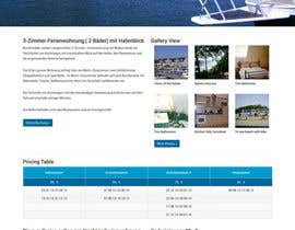 #19 untuk Design Website for Holiday Appartment Booking Page - repost oleh andviel