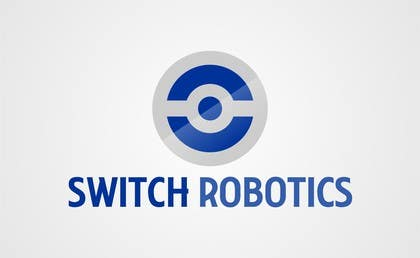#43 for Design a Logo for Switch Robotics by eltorozzz
